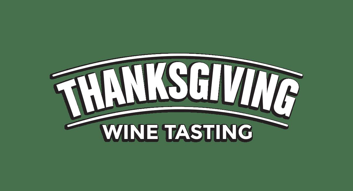 Thanksgiving Wine Tasting