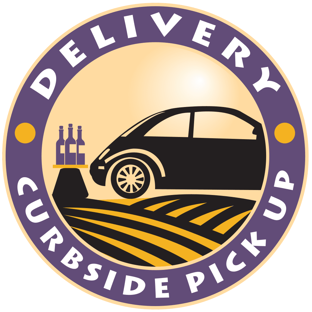 delivery curbside logo